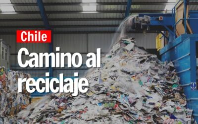 Chile camino al reciclaje