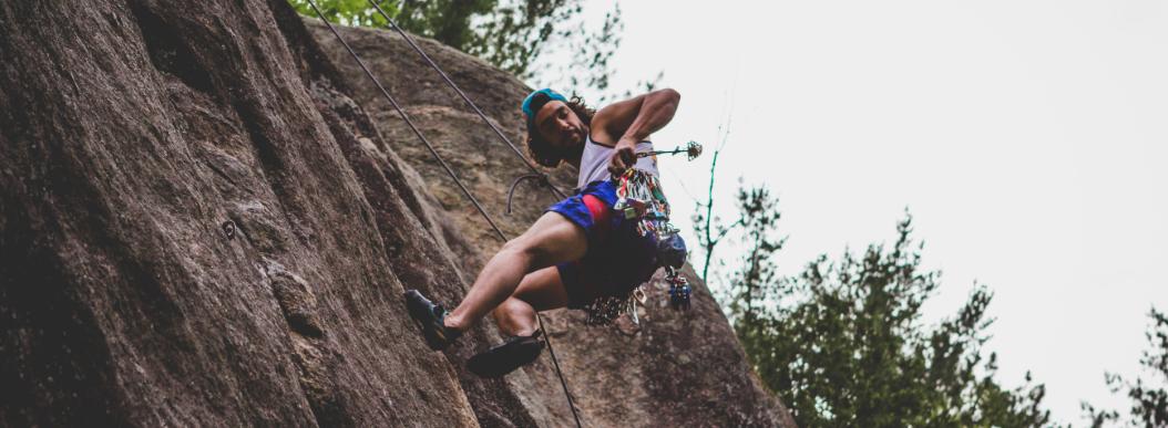 Taller de Escalada en Roca