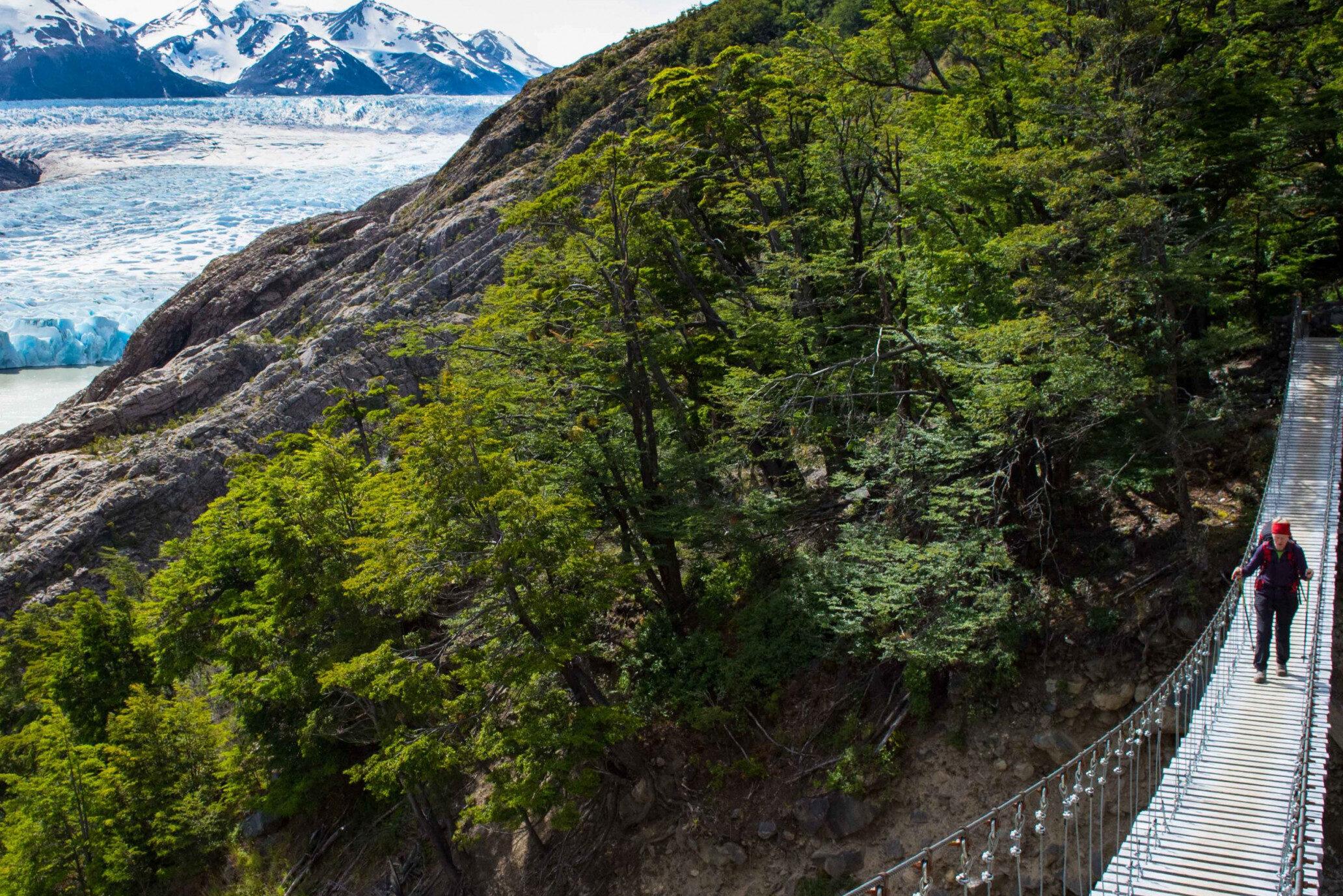 ¿Conoces el concepto «no deje rastro»? Aprende a visitar la naturaleza con mínimo impacto