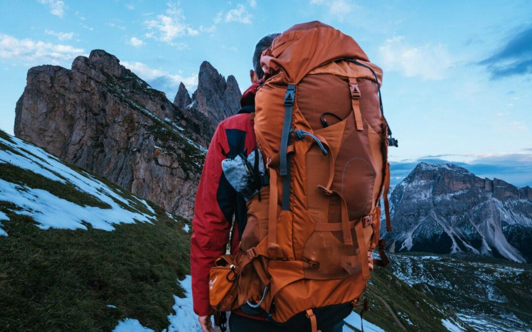 ¿Cómo armar una mochila perfecta para ir de trekking?