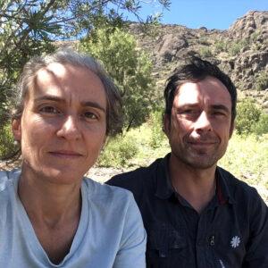 Gabriela y Juan Sebastían Espejo