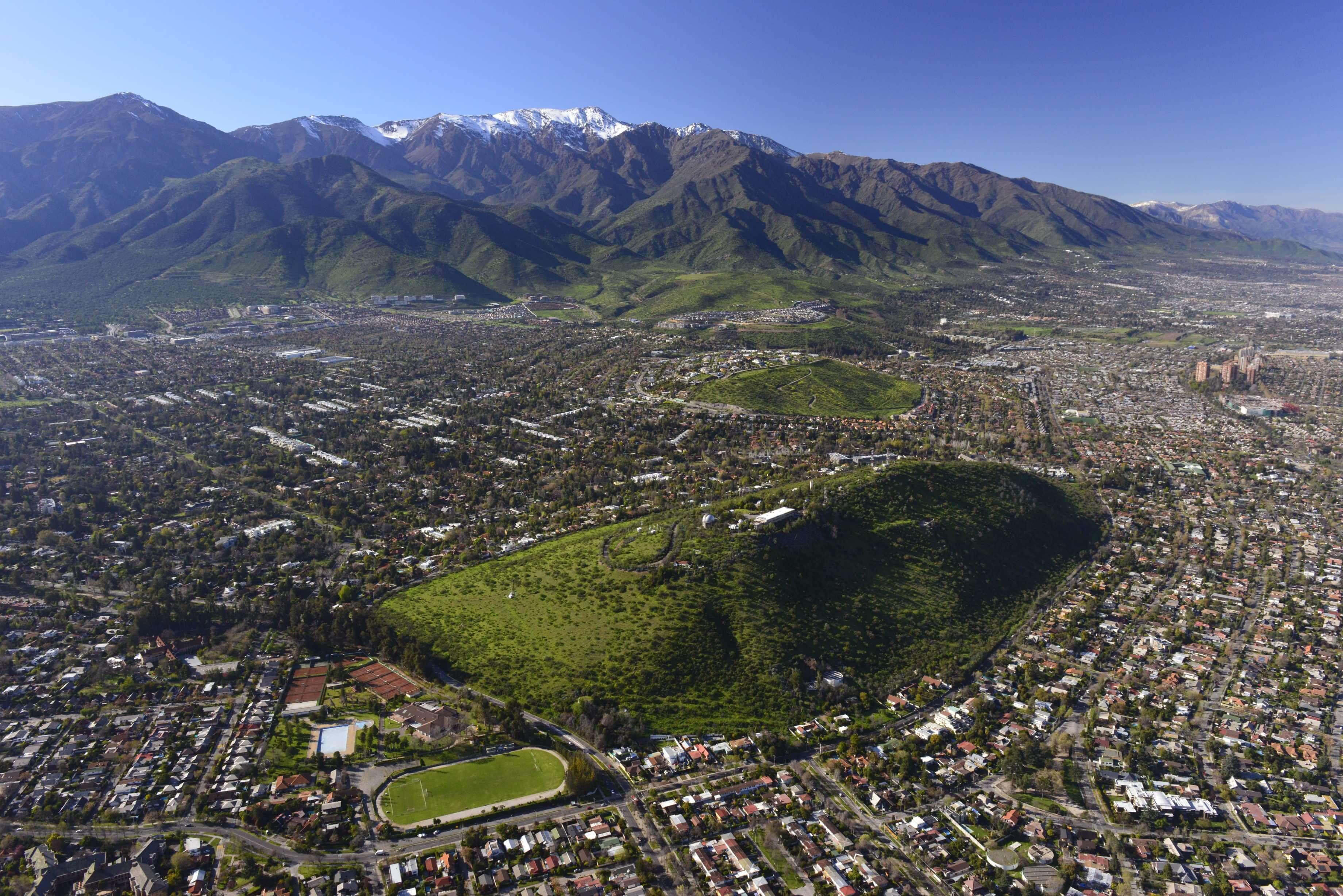 Cerros Isla en Santiago: oasis de naturaleza en medio de la ciudad