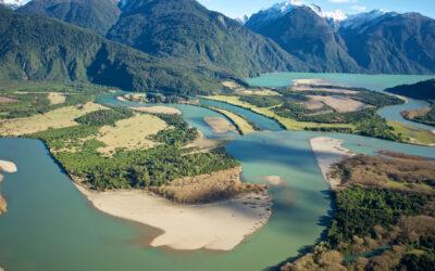 Comunidades de Puelo y Cochamó lanzan campaña para que el río Puelo sea declarado Reserva de Agua